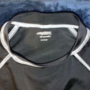 Gymboree Swim - Gymboree swim trunks and rash guard